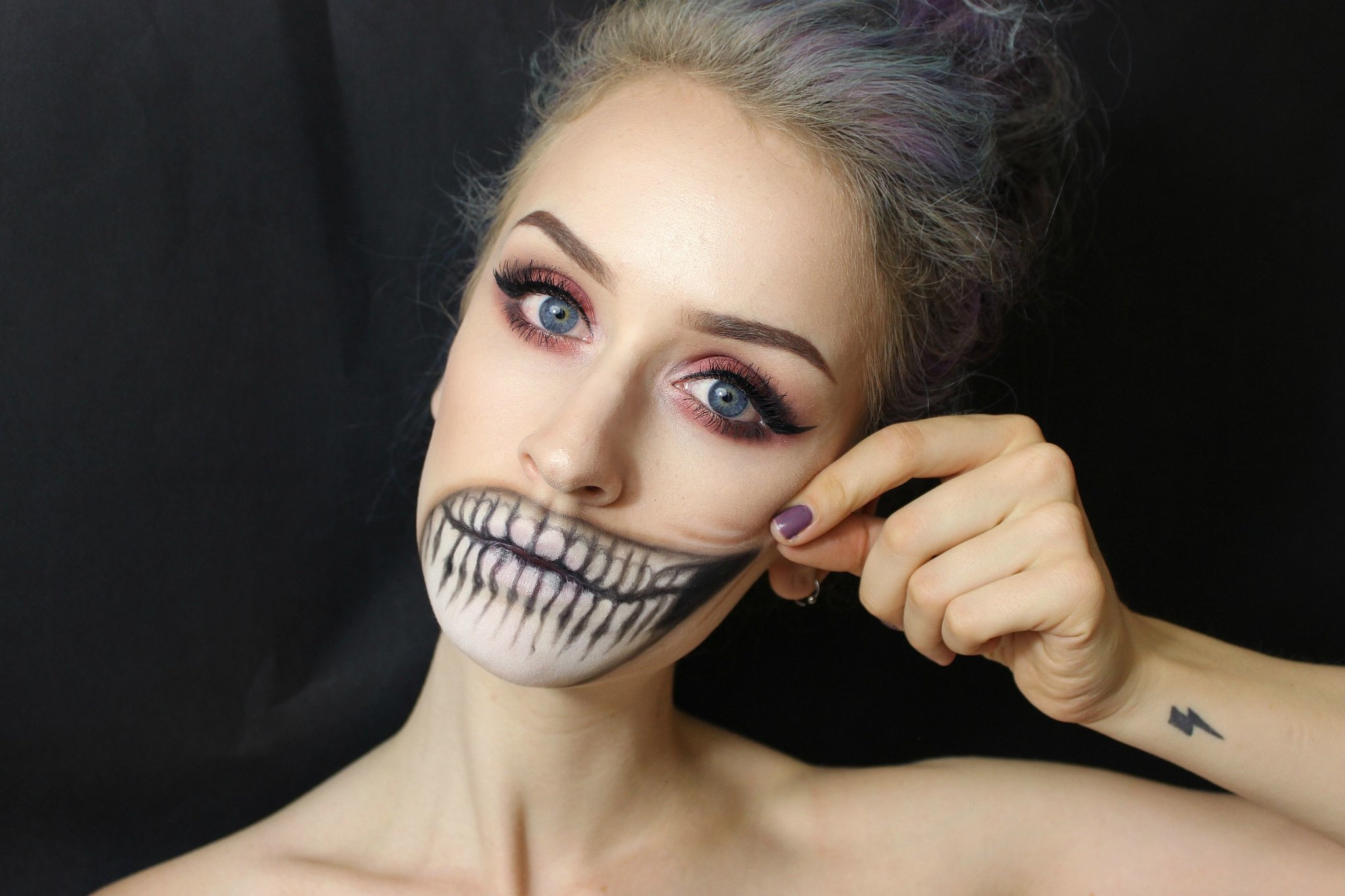 Fantastic Halloween Make-up