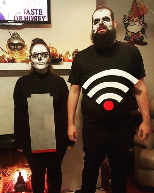 Halloween Costumes - veryparanormal