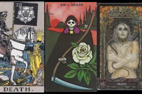 Death Cards