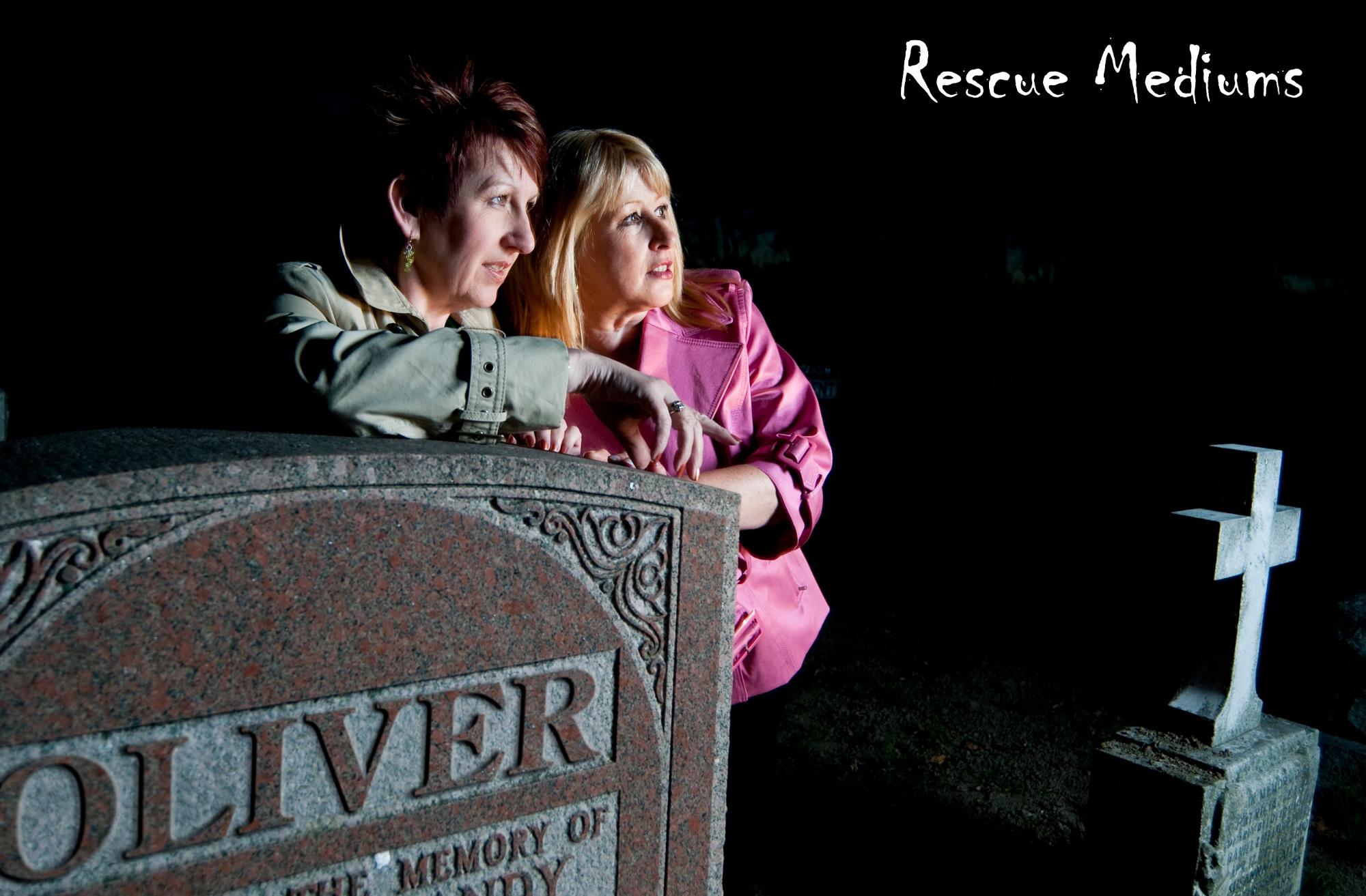 Oliver's Grave