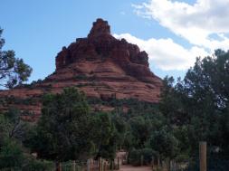 Bell Rock – vortex site