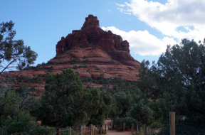 Bell Rock – vortex site