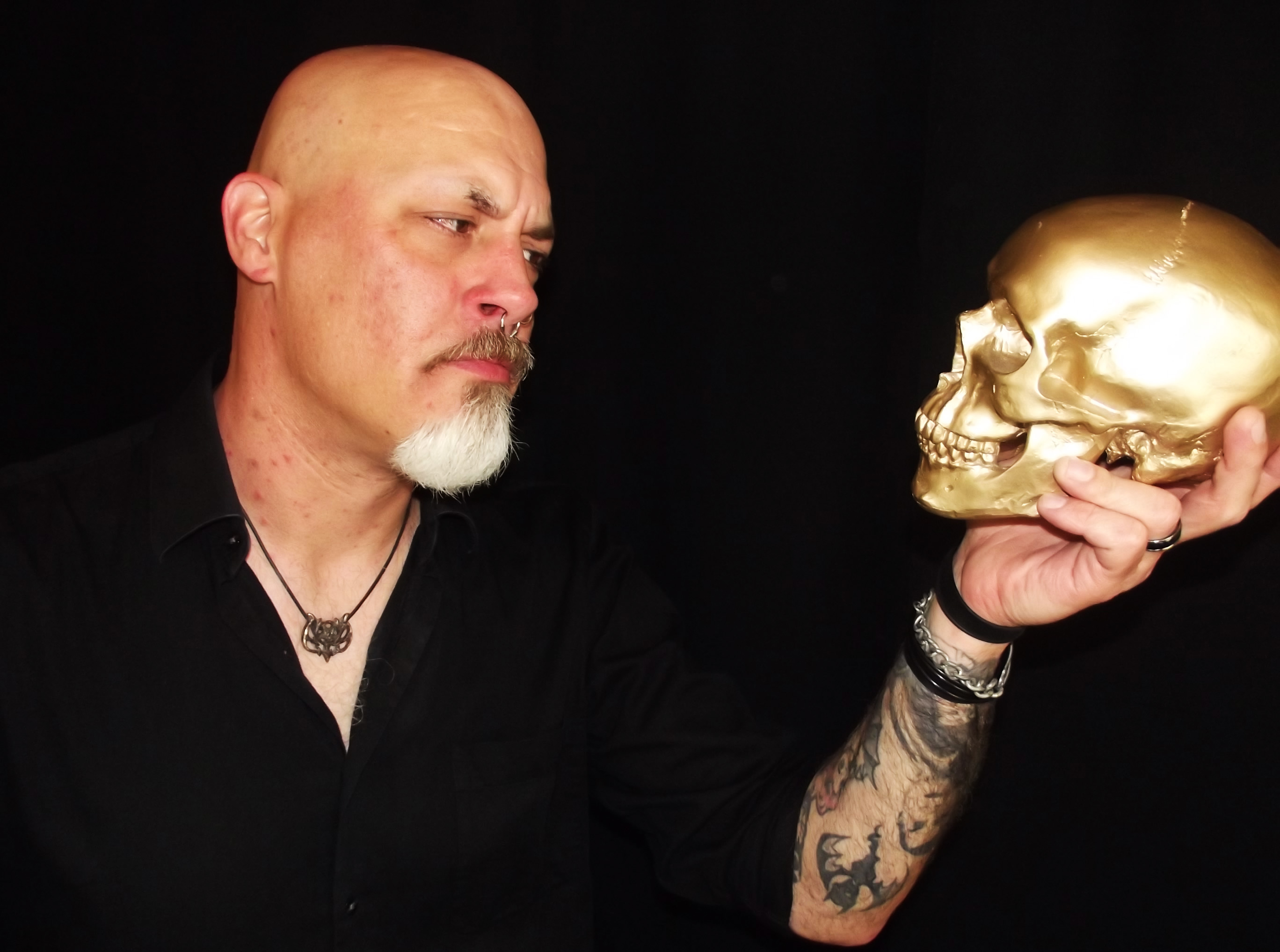 Interview: Mark Dickinson of H.P. Paranormal