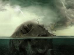 Giant Sea Monsters Den – PSHoudini