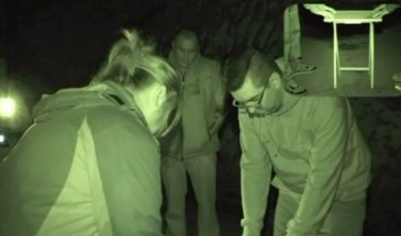 UK Ghosthunters – Drakelow Tunnels