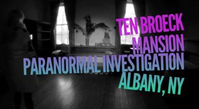 Ten Broeck Mansion Investigation